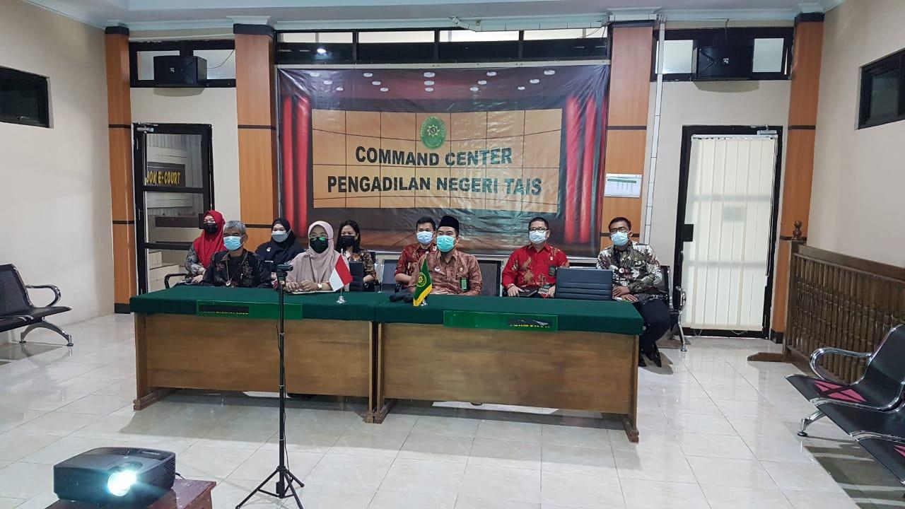 Pembinaan Teknis Dan Administrasi Yudisial Oleh Pimpinan Mahkamah Agung Republik Indonesia