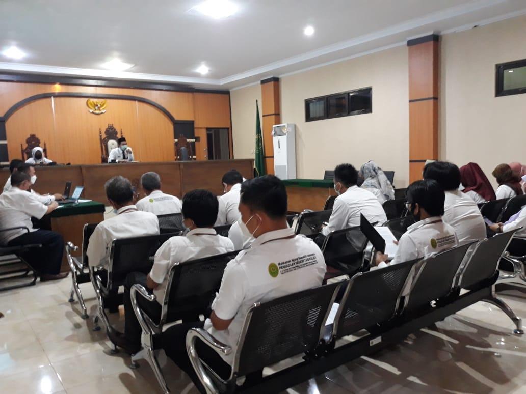 Rapat Kerja Tim Sistem Pengendalian Intern Pemerintah ( SPIP )